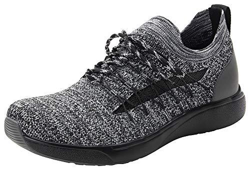 Alegria TRAQ Synq Womens Smart Walking Shoe Black 8 M US