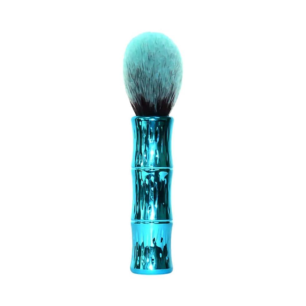 スキャン悪用サイズメイクブラシ 化粧ブラシ 竹 セクション パウダー ペイント ハニー ペイント 多機能 シャオメイスター
