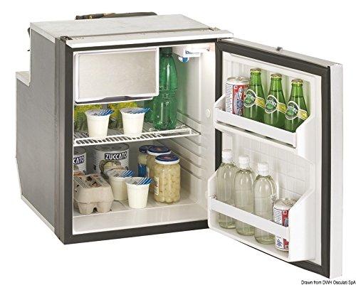 Isotherm koelkast Cruise Elegant zilver 65 l