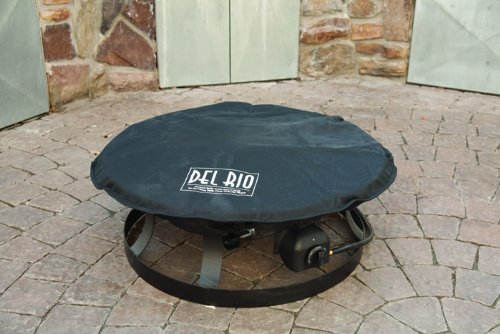 Review Of Camp Chef FP29LG Propane Del Rio 'Matchless ignition' Gas Firepit