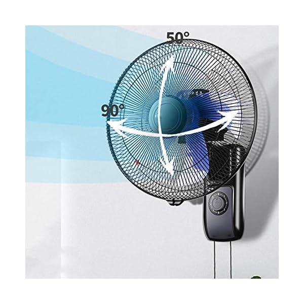 ventilador-Elctrico-Silencioso-Pared-Oscilante-para-El-HogarSala-De-EstarDormitorioOficinaRestauranteTienda-Control-Remoto3-Velocidades