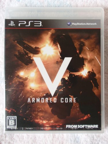 Armored Core V (japan import)