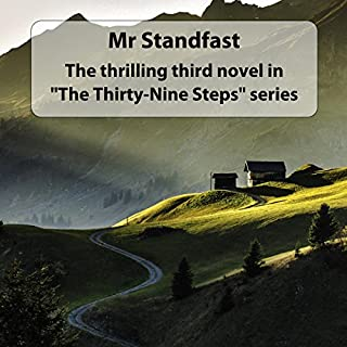 Mr Standfast cover art