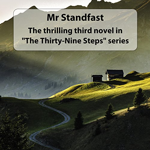 Mr Standfast audiobook cover art