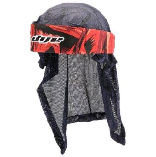 Dye Headwrap Cloth Red