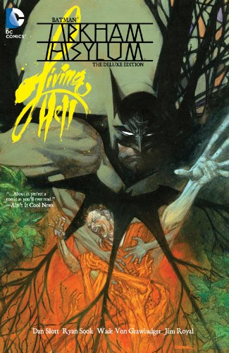 Batman- Arkham Asylum: Living Hell (Deluxe Edition) (English Edition)