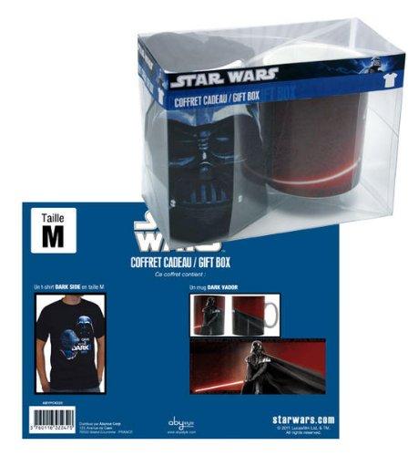 Abystyle - Abypck025m - Accessoire Pour Déguisement - Set D'accessoires - Coffret Cadeau T-shirt Et Tasse - Star Wars Dark Side