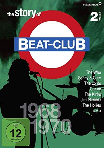 Vol. 2: 1968-1970 (8 DVDs)
