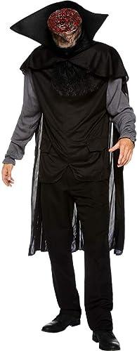 Fancy Me Hommes Sinistre Macabre Headless Horsehomme Sleepy HolFaible Legend HalFaibleeen déguiseHommest Costume Tenue M-XL - grand-Xgrand