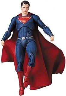 Lfy Collection De Modèles De Jouets pour Enfants Personnages Superman Action Marvel Justice Alliance