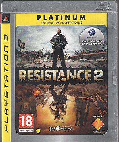 PS3 RESISTANCE 2 (EU)