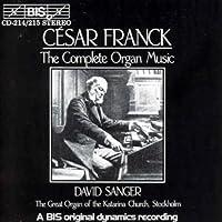 Complete Organ Music: Six Piec by CSAR FRANCK (1994-03-25)