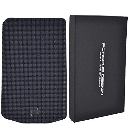 Unbekannt Porsche Design Dunkel Blau aus echtem Leder Portfolio Fall für BlackBerry Porsche Design P '9983