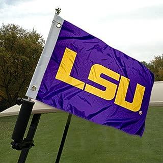 lsu boat flag