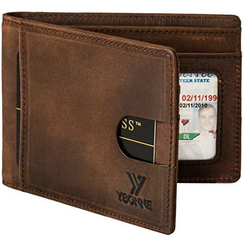 Double-Fold Men's Wallet