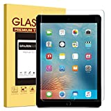 New iPad 9.7' (2018 & 2017) / iPad Pro 9.7 / iPad Air 2 / iPad Air Screen Protector, SPARIN Tempered Glass Screen Protector - Apple Pencil Compatible / High Definition / Scratch Resistant