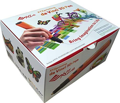 XYZ Printing 3N10XXEU00G + F 3D-pen met filamentbox