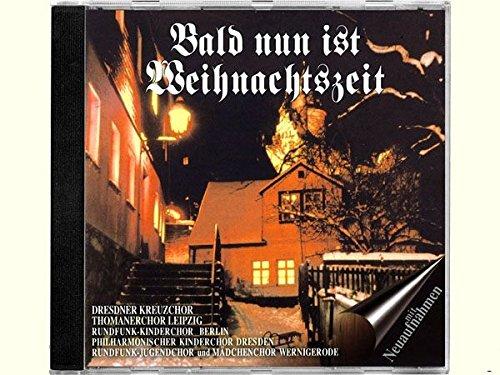 CD Bald Nun ist Weihnachtszeit   INKL DDR Geschenkkarte   Ostalgie   Ideal für jedes DDR Geschenkset   Ostprodukte