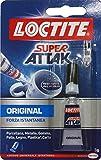 SUPER ATTAK Colla Original Plus Tubetto 3 Grammi