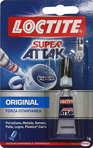 SUPER ATTAK lijm Original Plus tube 3 gram