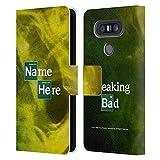 Head Case Designs sous Licence Officielle Breaking Bad Coutume Personnalisé Initiales Et Numéro...