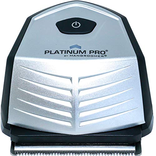 top 10 conair even cut hair clipper PLATINUM PRO by MANGROOMER – New DIY Haircut Set and Improved Lithium Hair Clipper MAX…