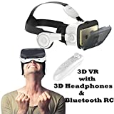 3D VR Headset Glasses, Tsanglight Virtual...