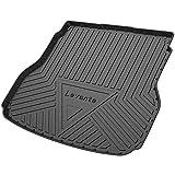 Coche Alfombrillas para maletero, para Maserati Levante 2016-2020 Impermeable Antideslizantes Alfombrillas Goma Maletero Anti Sucio Interior