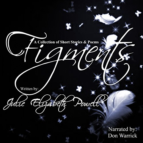 Figments audiobook cover art