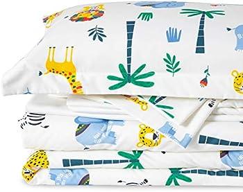5-Piece Bedsure Kids Twin Bedding Sets