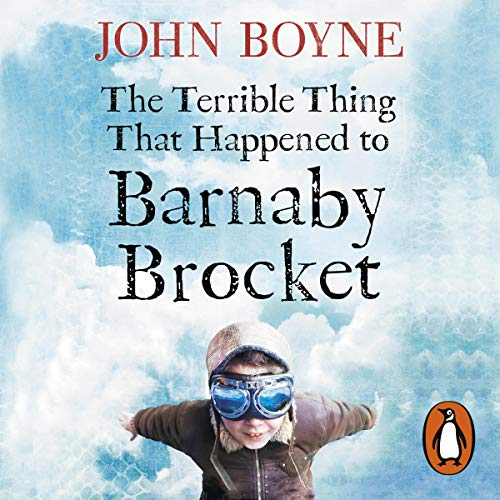 The Terrible Thing That Happened to Barnaby Brocket cover art