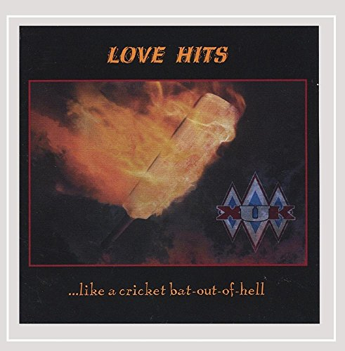 Love Hits Like a Cricket Bat-O