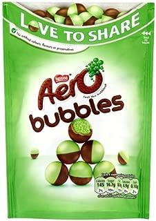 Sweets Aero Bubbles Peppermint Pouch 6X113G