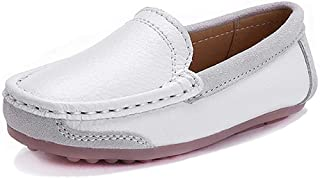395431595eb0b4 CCZZ Garçons Chaussure Bateau Cuir Mocassin Enfant Loisirs Confort  Chaussures Flâneurs Chaussures