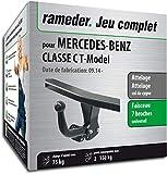 Rameder Attelage démontable avec Outil pour Mercedes-Benz Classe C T-Model + Faisceau 7 Broches (164858-12855-1-FR)
