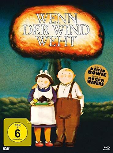 Wenn der Wind weht (+ DVD) im limitierten Mediabook [Blu-ray]