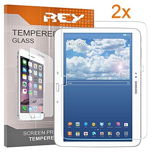 Pack 2X Panzerglas Schutzfolie für Samsung Galaxy TAB 3 10.1