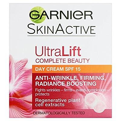 Garnier Ultralift Anti Ageing Day Cream SPF15, 50ml by Loreal