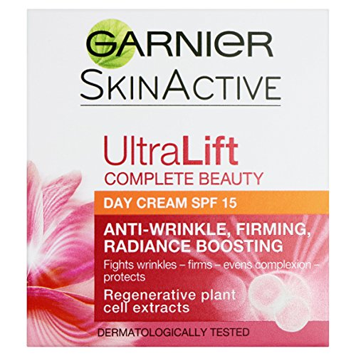 Garnier UltraLift Complete Beauty - Crema Anti-arrugas, Día, 50 ml