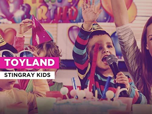 Toyland al estilo de Stingray Kids