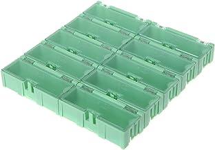 Elektronische doos Elektronische componenten Opbergdoos 75x31.5x21.5mm, A.