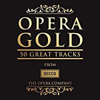 Opera Gold by OPERA GOLD / VARIOUS (2016-07-29)