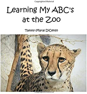 Learning My ABC's at the Zoo