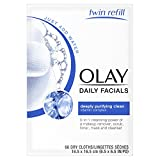 Olay Daily Facials, Deeply...