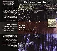 ハイドン:ピアノソナタ集 第53、54、55、56、57、58番 ブラウティハム(フォルテピアノ)