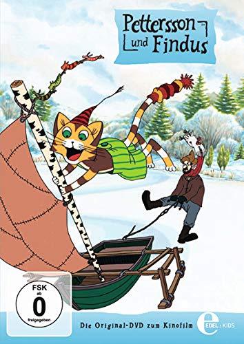 Pettersson und Findus, Der Kinofilm, 1 DVD, deutsche u. englische Version