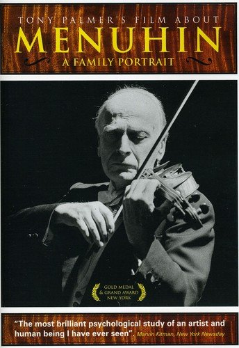 Price comparison product image Menuhin: Tony Palmer's Film About Menuhi