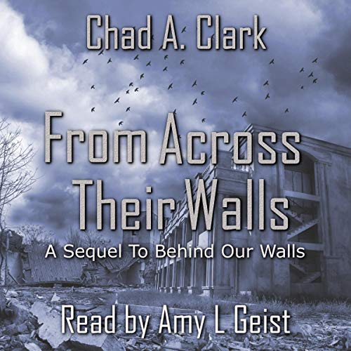 From Across Their Walls  audiobook cover art
