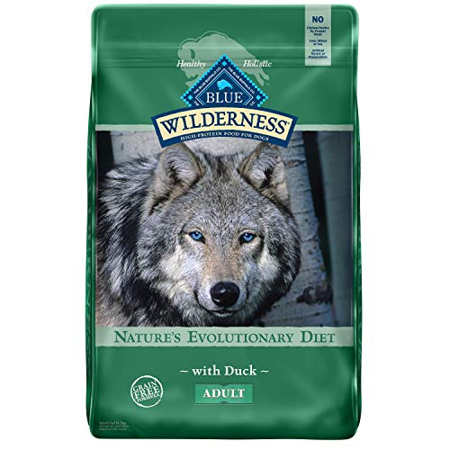 Blue Buffalo Wilderness Grain Free Natural High Protein Dry Dog Food