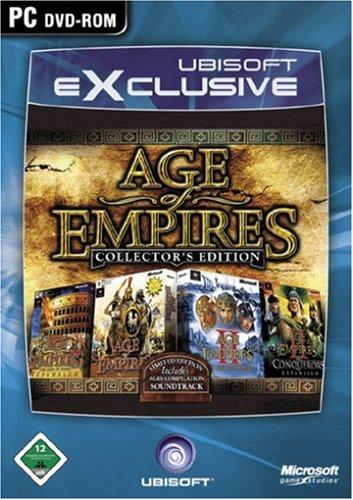 Age of Empires - Collectors Edition [Ubi Soft eXclusive]
